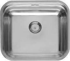Reginox Comfort Colorado OKG Stainless Steel Integrated Kitchen - Kitchen sink co
