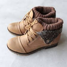 sweater boots cozy womens faux leather sweater boots shophearts