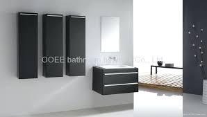 contemporary bathroom storage cabinets winsome modern bathroom