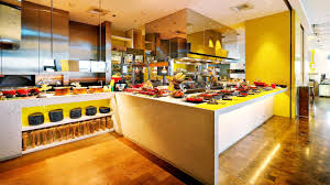 The Kitchen Table Home W Taipeis International Buffet Restaurant - Buffet kitchen table