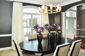 dining room fancy table setting with table plate setting also