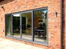 aluminium glass doors aluminium sliding patio doors folding doors 2 u