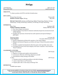 Biology Resume Marine Biologist Resume Example Ideas 2802122 Digpio Intended For