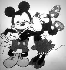 mickey minnie teen art photo mickey mouse minnie mouse
