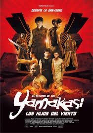 ver el retorno de los yamakasi los hijos del viento