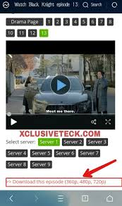 dramafire black knight dramafire info review dramafire website download korean movies