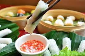 huong sen buffet dishes picture of nha hang huong sen huong sen