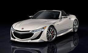 honda s2000 car rumor honda s2000 roadster could arrive for 2018 car