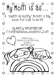 thanksgiving crafts for first graders first grade wow publishing poetry and mothers day similes 1st