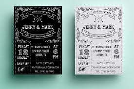 and black wedding invitations 30 creative wedding invitation cards you need to see for