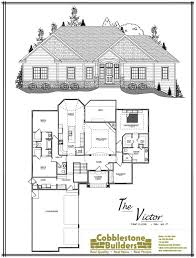victor l ranch open concept by award winning wisconsin home builder