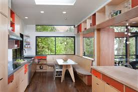 Oakland Kitchen Cabinets Kerf Design Plywood And Laminate Kitchen In A One Of A Kind Joseph