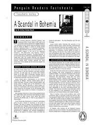 Bohemia Flag 277933645 A Scandal In Bohemia Activities A Scandal In Bohemia