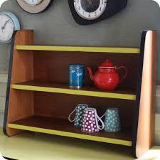 étagère à poser cuisine meubles vintage consoles petits meubles étagère 50 s