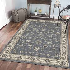 3 X 4 Area Rug Admire Home Living Floral Area Rug 3 3 X 4 11 Free Shipping