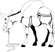 free donkey clipart pictures clipartix