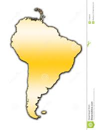 South America Map Outline by South America Outline Map Stock Images Image 27382624
