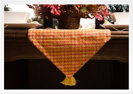 how to make a table runner with pointed ends how to make a table runner with pointed ends do it yourself advice