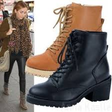 ebay womens ankle boots size 9 annakastle womens leather buckle straps lace up ankle combat boots
