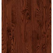 shop bruce barrett plank 3 25 in w prefinished oak hardwood