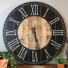 Best 25 Large Wall Clocks Best 25 Personalized Clocks Ideas On Pinterest Personalized