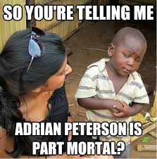 Adrian Peterson Memes - funny memes about adrian peterson memes best of the funny meme