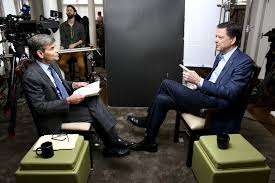 james comey gang of eight james comey s blistering interview about donald trump the new yorker