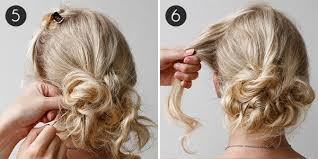 hairstyles with steps diy your wedding day hairstyle with this braided updo more com