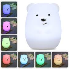 Touch Lamps For Girls Bedroom Online Get Cheap Bear Touch Lamp Aliexpress Com Alibaba Group