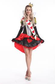 online get cheap queen hearts fancy dress aliexpress com
