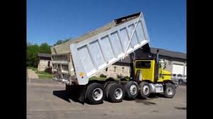 kenworth trucks for sale in pa 2000 peterbilt 378 quad axle dump truck for sale sold at auction