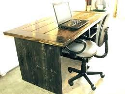 Modern Rustic Desk Small Rustic Desk Bikepool Co