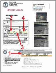 red light camera violation nyc tickets city of yonkers ny