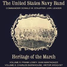 united states navy band mantagazzi widqvist barnhouse losey