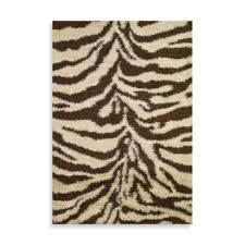 Zebra Bath Rug Buy Zebra Decor From Bed Bath Beyond