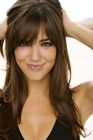 best womens haircut for big chin 86 best bangs images on pinterest hairstyles with bangs hair
