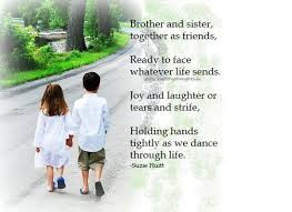 Quotes For Sister Love by Quotes About Brothers And Sisters Love 49 Quotes