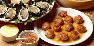 huîtres à la bordelaise recette sur cuisine actuelle
