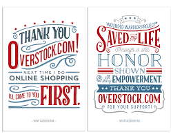 Overstock Com Wounded Warrior Project U2014 Rfr Creative