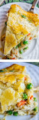 Fish Pot Pie by Classic Double Crust Chicken Pot Pie The Food Charlatan