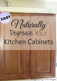 cleaning kitchen cabinets wood how to remove years of greasy build up from kitchen cabinets