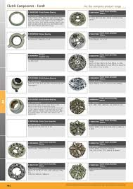 tractor parts volume 1 clutch page 964 sparex parts lists