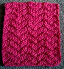 knitting stitch patterns mock cable