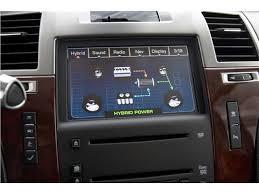 Custom Cadillac Escalade Interior 2009 Cadillac Escalade Hybrid Interior U S News U0026 World Report