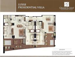 grand luxxe junior villa studio nuevo vallarta floor plans grand luxxe residence