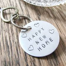 new home house warming new home key ring by edamay notonthehighstreet
