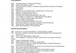 exle of work resume artist resume template sle of makeup artist resume exle
