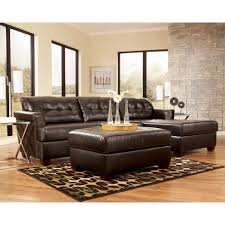 Brown Leather Sectional Sofas by Leather Sectional Couches For Small Spaces S3net Sectional