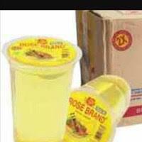 Minyak Goreng Gelas sell brand minyak goreng cup from indonesia by pt jaya utama