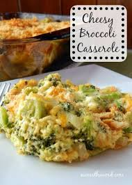 if you broccoli and cheese then this side dish is
